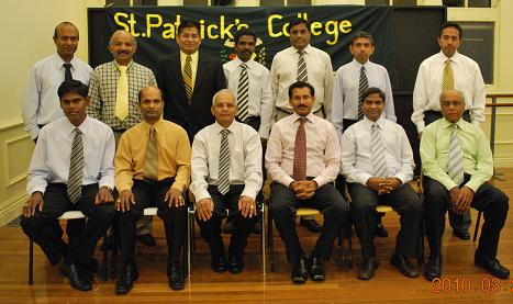 Management Committee 2010/12